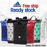 {ready stock & free shipping}adidas issey miyake backpack bag best gifts