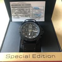 現貨  全新凱薩精品手錶  時尚簡約  送男友最佳首選 皮製錶帶
