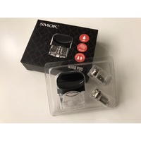 WoW 墨慌 Smok NORD 霧化器 陶瓷芯 常規 1.4 0.6 smok  空彈 正品 空倉 alpha 0.8