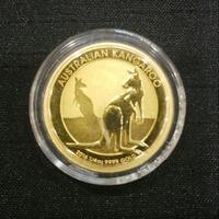 澳洲袋鼠金幣