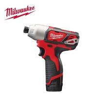 【Milwaukee 美沃奇】米沃奇 Milwaukee M12BID-202C 12V鋰電衝擊起子機 2450-22升級