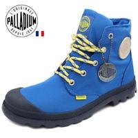 [女士]PALLADIUM PAMPA PUDDLE LITE WP 73085巴拉蒂姆藍色/黑色雨鞋防水雷恩 satoshoes