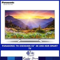 "PANASONIC TH-55EX640S 55"" 4K UHD HDR SMART TV"