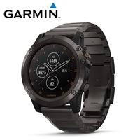 【GARMIN】fenix 5x Plus 行動支付音樂GPS複合式心率腕錶