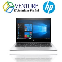 HP EliteBook 830 G5 / i7 / Windows 10 Pro 64 / 13.3inch FHD (1920x1080) Anti-Glare LED UWVA for WWAN for HD Webcam + IR ultraslim Privacy / 8GB RAM / 512GB SSD / Intel® UHD Graphics 620