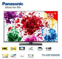 【佳麗寶】-留言享加碼折扣(Panasonic國際牌)55吋4K 連網液晶電視【TH-55FX800W】