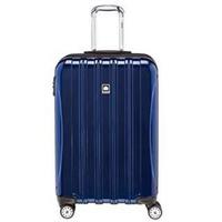 "Delsey Helium Aero 25"" 25 inch Expandable Spinner Trolley 4 Wheel Wheeled Suitcase Luggage Holiday Travel Bag"