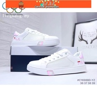 VIP.FILA shoes Women's white pink Breathable sneakers school style mesh casual s
