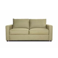 MLSB-011 Fabric Sofa Bed (Taupe Green) (Home of Homes)