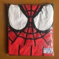 【日本 大阪環球影城 限定】MARVEL SPIDER MAN 蜘蛛人雨衣(大人款)