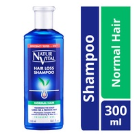 Naturvital Hair Loss Shampoo - Normal Hair