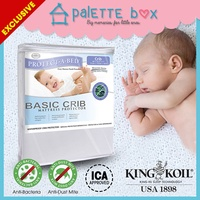 ❤️Exclusive 9.9 Promo Protect-a-Bed Waterproof Baby Mattress Protector❤️Distributed by King Koil Official❤️