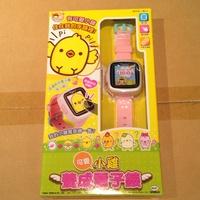 可愛小雞養成電子錶 電子雞 小雞手錶 中文進化版 正版