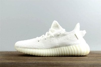 Adidas Official Yeezy Boost 350 V2 Real Boost White Discounted Sneakers MENS