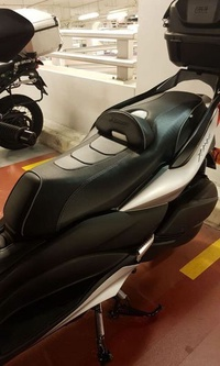 Xmax Mbtech Custom Seat