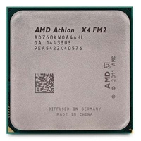 AMD Athlon X4 FM2 X4-760 Quad Core CPU