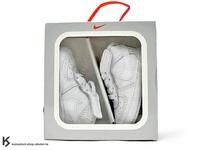 [8cm] 2015 一歲以下嬰兒專用 NIKE FORCE 1 GP GIFT PACK CB 全白 AF1 嬰兒鞋 AIR (325337-111) !