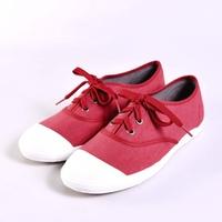 Southgate南登機口 KARA古布紅 帆布鞋 休閒鞋