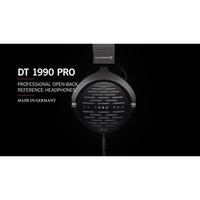 [My Ear 台中耳機專賣店] 拜耳Beyerdynamic DT1990 Pro 耳罩式耳機 Tesla 台灣公司貨