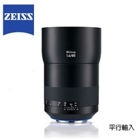 Zeiss 蔡司 Milvus 1.4/85 ZE 85mm F1.4 鏡頭 For Canon 平行輸入