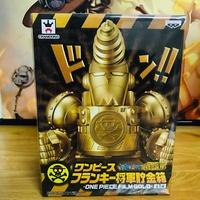 金證 佛朗基 將軍 存錢桶 全新包膜 日本帶回 完美盒況