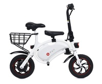 DYU Scooter Add ons: Basket and Child Seat