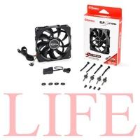 【含稅開發票】 保銳 Enermax Dust Free Fan 12cm UCDFS12P 暴力電競蝠 電腦風扇