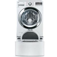 LG 滾筒無烘乾18KG+下層2.5KG洗衣機WD-S18VBW+WT-D250HW【三井3C】