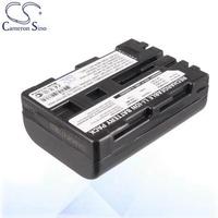 CameronSino Battery for Sony DCR-TRV950E / DCR-TV480 / DSR-PDX10 Battery 1300mah CA-FM50