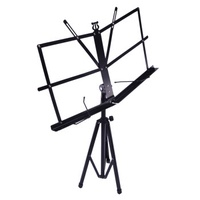 Lifting folding music stand multifunctional music stand