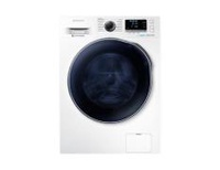 Samsung Washer/Dryer Combo 8Kg/6Kg 1400Rpm, Wd80J6410Aw (White)