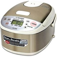 Zojirushi NS-LAQ05 Fuzzy Logic Rice Cooker 0.54L