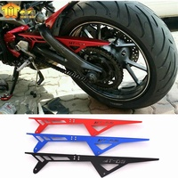 Motorcycle Aluminum Chain Protector Guard Cover For Yamaha Mt-09 Fz-09 Fj-09 Mt09 Tracer