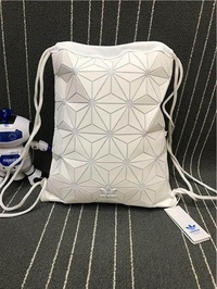 Adidas 3D reel-to-reel backpack X issey miyake life, bundle pocket DH0209