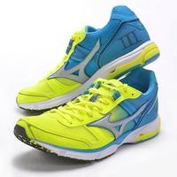 MIZUNO 18FW 皇速 男路跑鞋 EMPEROR 3系列 D楦 J1GA187604 贈腿套【樂買網】