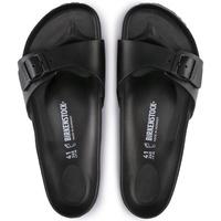 德國 BIRKENSTOCK 勃肯  ㄧ體成型 EVa 防水單版拖鞋 -黑色