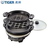 【TIGER 虎牌】5.0L三合一多功能萬用電火鍋