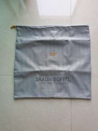 BN Braun Buffel dust bag