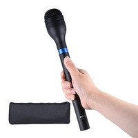 BOYA BY-HM100 Handheld Dynamic Microphone