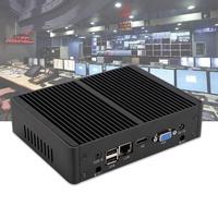 Huida 適用於Win 7 Mini PC工業計算的英特爾酷睿i5 4200U