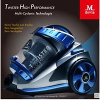 全新品Mdovia 最新第十六代Dual V10雙層雙錐 吸力永不衰退吸塵器