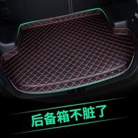 汽車用品汽車后備箱墊子專用于glc200glc300全包圍2018款奔馳GLC260尾箱墊