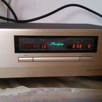 selling Accuphase DP430 cd player