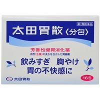 太田胃散分包裹16包[20,000日圆(扣稅)之上][存物櫃領取對象商品] TOKYOCOSMETIC