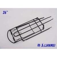 『聯美自行車』 (A16) 自行車 26吋 後貨架 置物架 台灣製造- 自行車 腳踏車 摺疊車