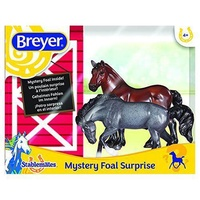 [Breyer] Breyer Mystery Foal Surprise Horse Box Toy [From USA] - intl