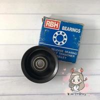 【老車出清】藍哥2.5吉普車 冷氣皮帶惰輪(6溝/平面)