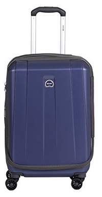 DELSEY Paris Delsey Luggage Helium Shadow 3.0 21 Inch Carry-On Exp. Spinner Suiter Trolley