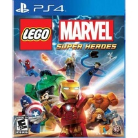 ps4 lego marvel super heroes ( english zone 1 )