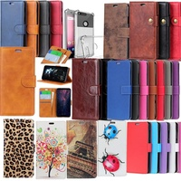 Samsung Galaxy A10 A30 A40 A50 A70 Leather Case
